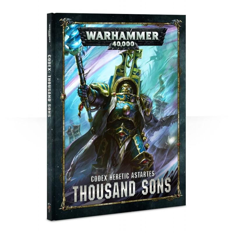 Codex: Thousand Sons (HARDBACK)