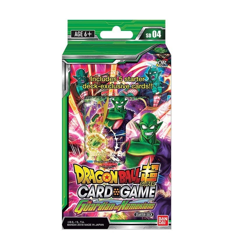 Starter 4 The Guardian of Namekians - DRAGON BALL SUPER CARD GAME