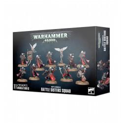 Battle Sisters Squad -...