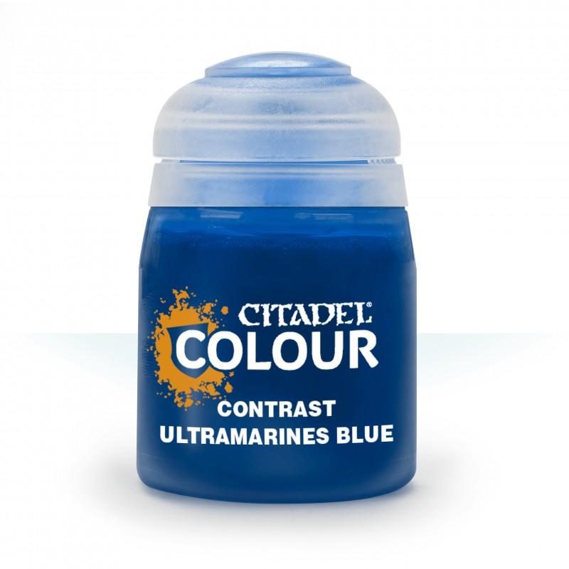 Ultramarines Blue (Contrast)