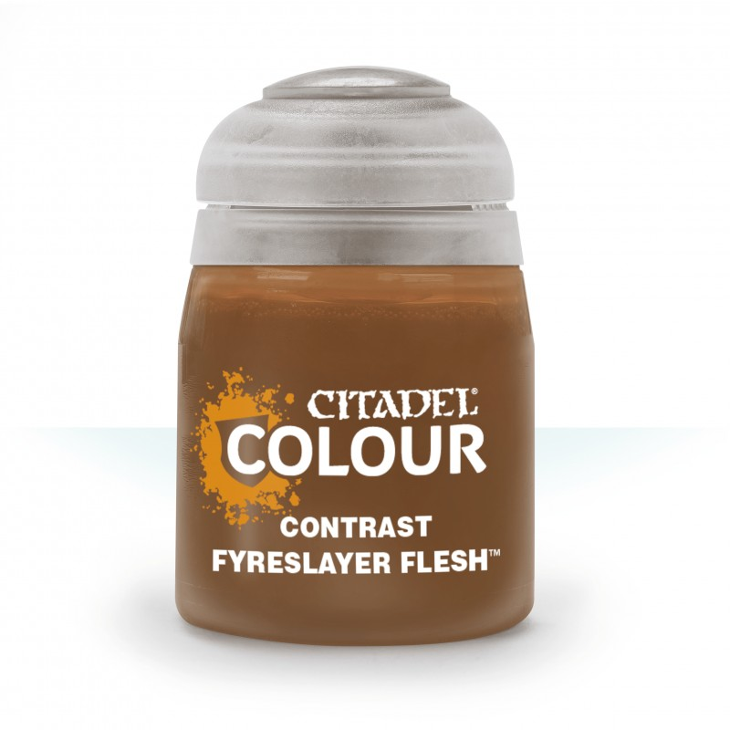 Fyreslayer Flesh (Contrast)