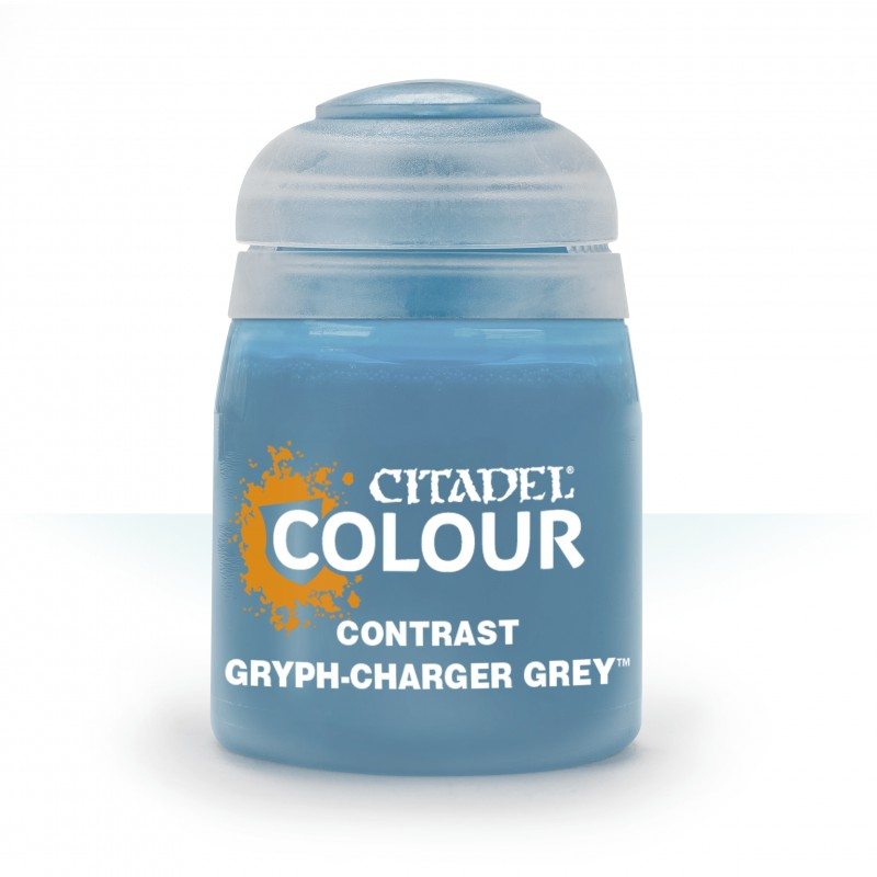 Gryph-Charger Grey (Contrast)