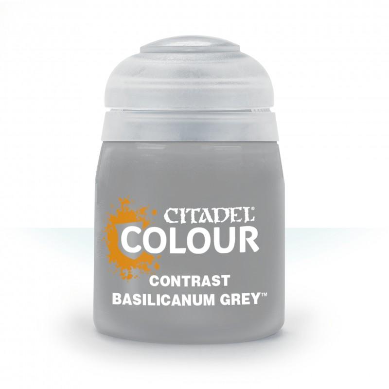 Basilicanum Grey (Contrast)
