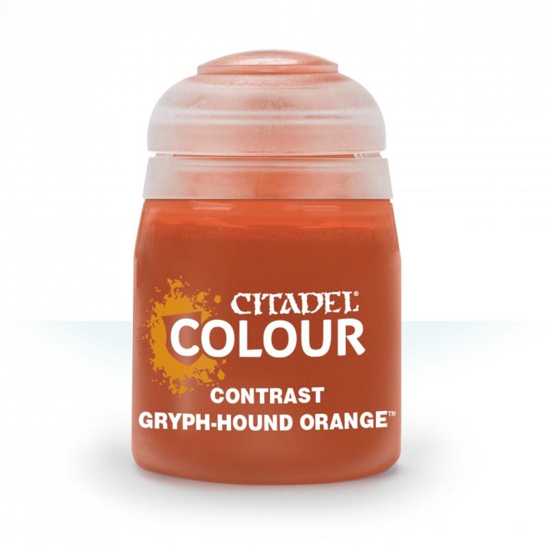 Gryph-Hound Orange (Contrast)