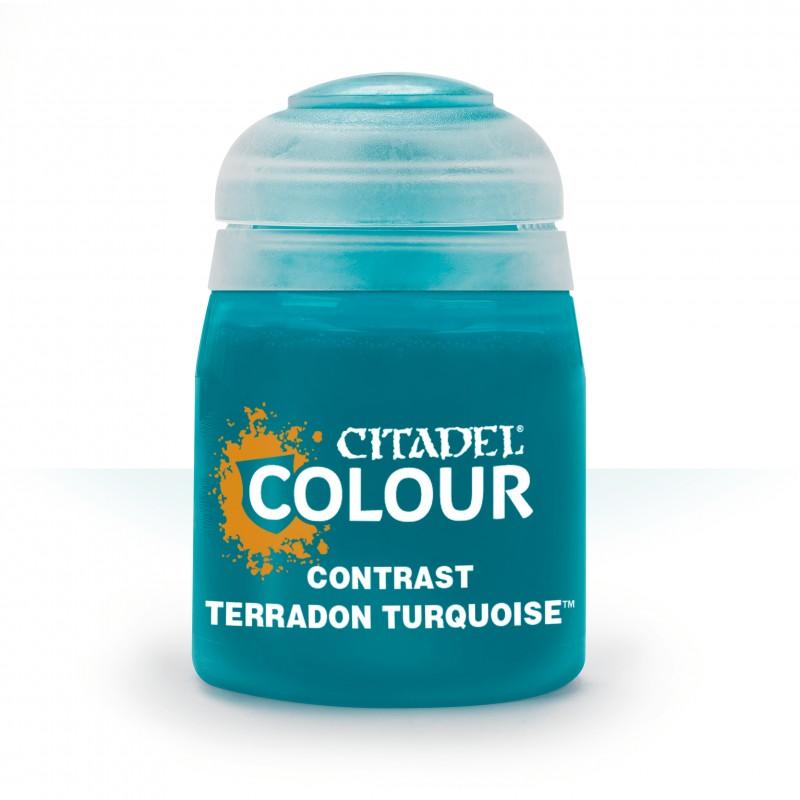 Terradon Turquoise (Contrast)