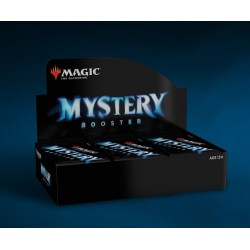 Mystery Boosters - Boite de...
