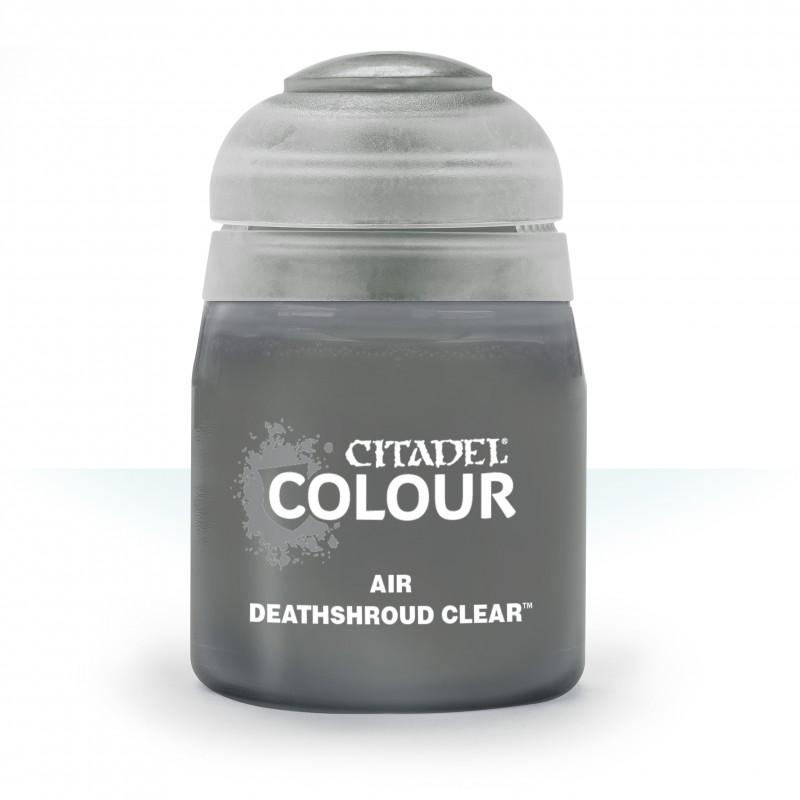 Deathshroud Clear
