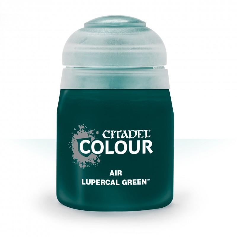 Lupercal Green (Air)