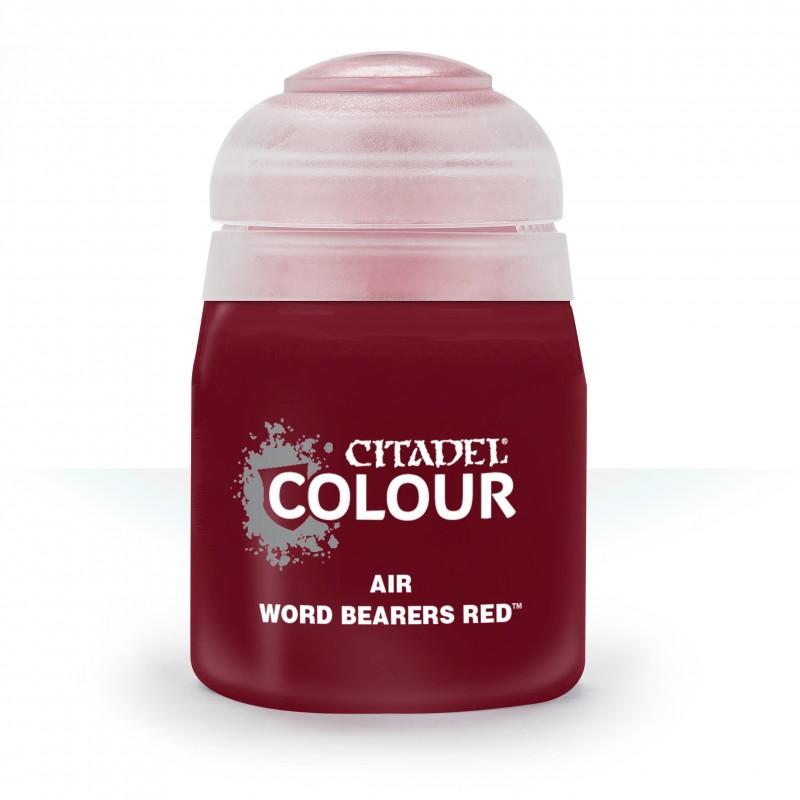 Word Bearers Red (Air)