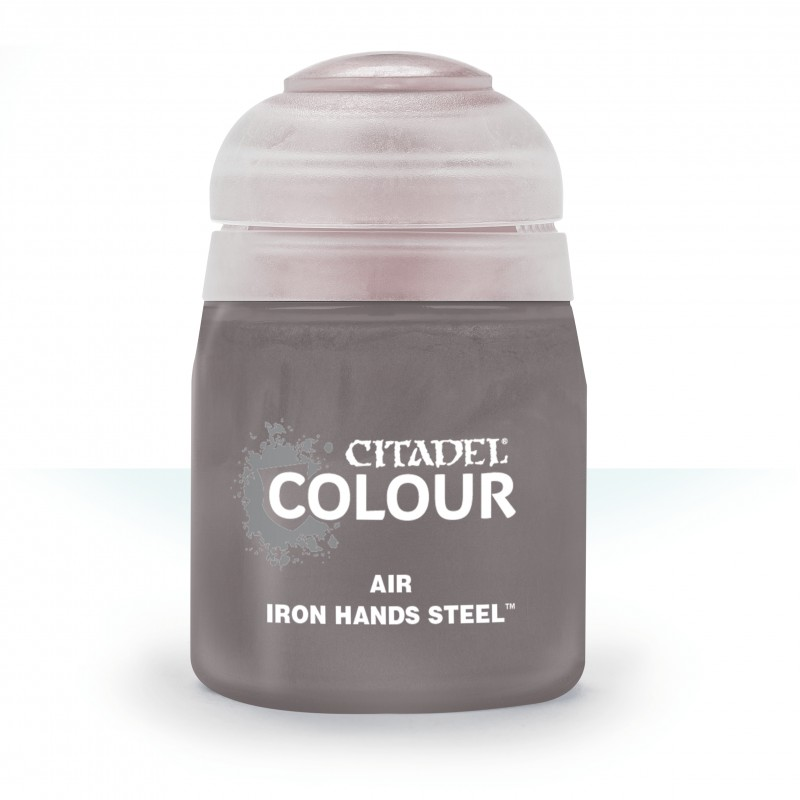 Iron Hands Steel (Air)