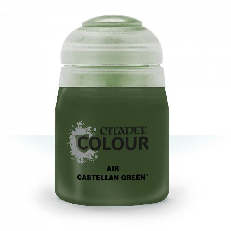 Castellan Green (Air)