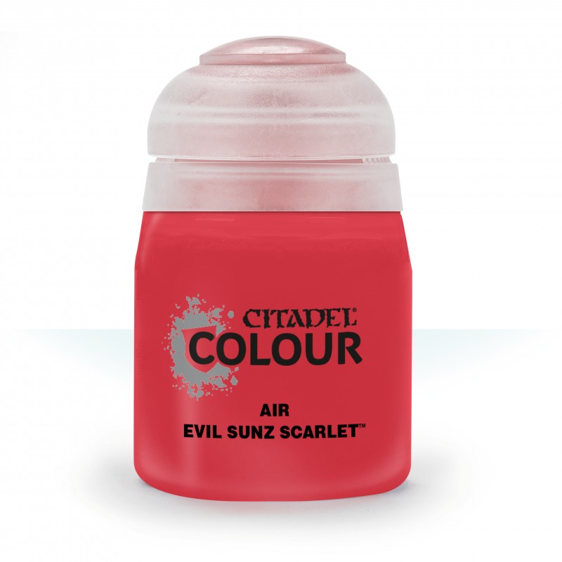Evil Sunz Scarlet (Air)