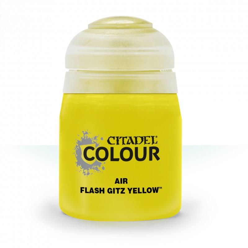 Flash Gitz Yellow (Air)