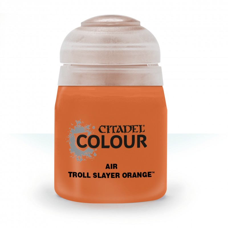 Troll Slayer Orange (Air)