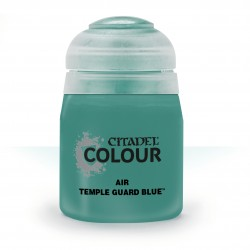 Temple Guard Blue (Air)