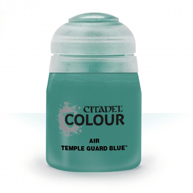 Temple Guard Blue (Air)