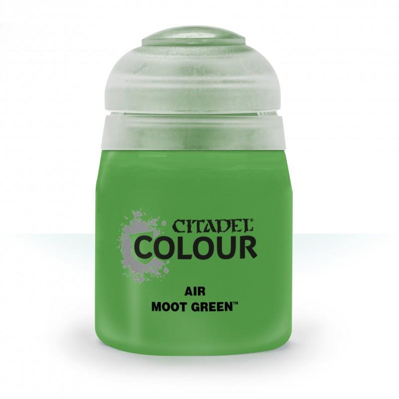 Moot Green (Air)