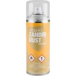 Bombe aérosol de 400ml de peinture Zandri Dust