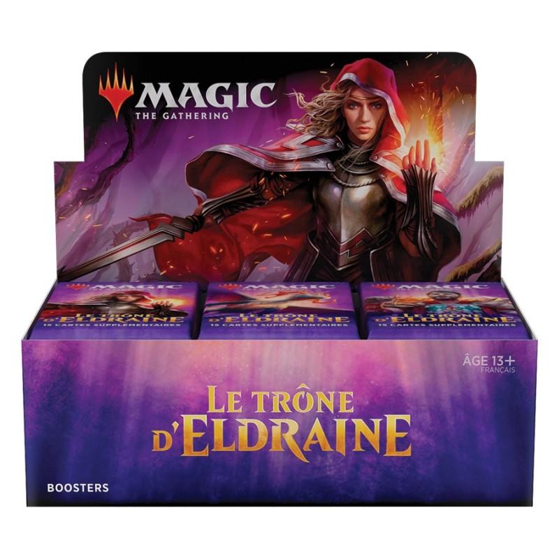 Le trône d'Eldraine - Boite de 36 Boosters - FR