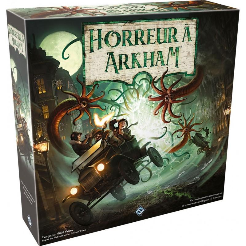Horreur à Arkham : Le jeu de plateau