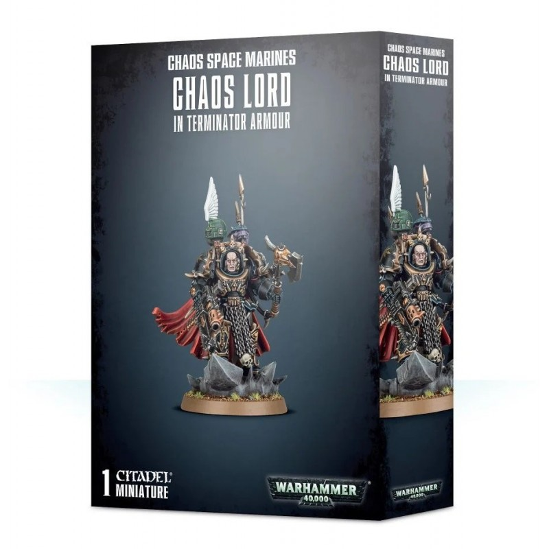 Terminator Lords - Space Marine du Chaos