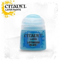 Citadel Layer Paints Lothern Blue