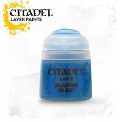 Citadel Layer Paints Alaitoc Blue