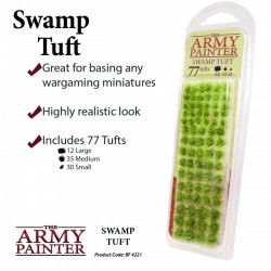Swamp Tuft - Army Painter
