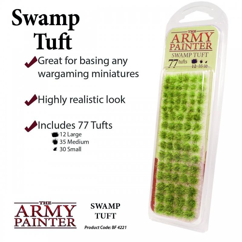 Swamp Tuft - Army Painter