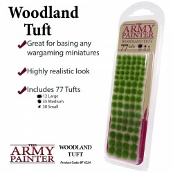 Woodland Tuft - Army Painter