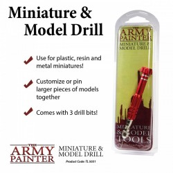 Miniature and Model Drill (Perceuse) - Army Painter