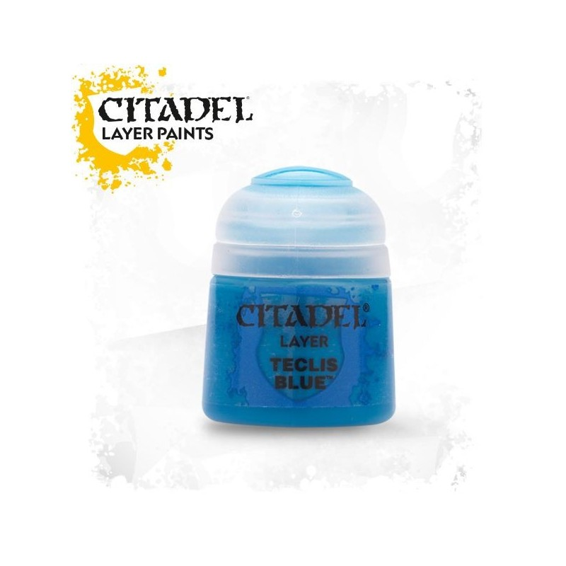 Citadel Layer Paints Teclis Blue