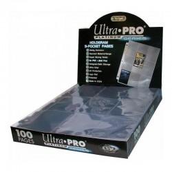 Display de 100 feuilles de rangement Platinum Series Ultra Pro