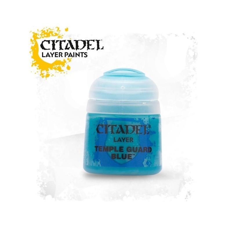 Citadel Layer Paints Temple Guard Blue