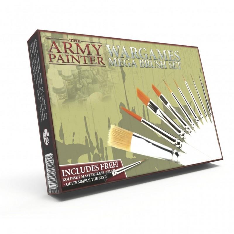 Mega Brush Set - Army Painter
