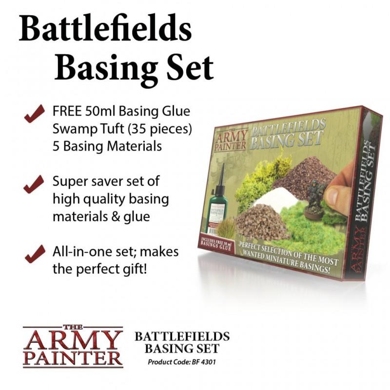 Battlefields Basing Set - Army Painter