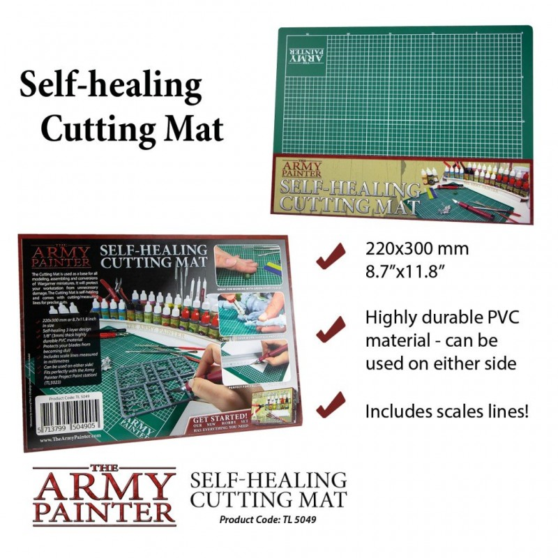 Self-healing Cutting Mat - Army Painter
