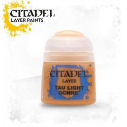 Citadel Layer Paints Tau Light Ochre
