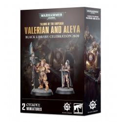 Valerian et Aleya - Black Library Celebration 2020