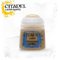 Citadel Layer Paints Tallarn Sand
