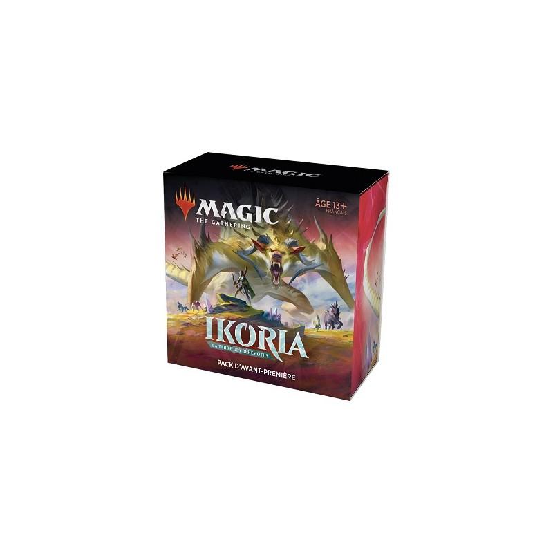 Pack d'avant-premiere Magic : Ikoria la terre des behemoths VF