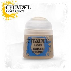 Citadel Layer Paints Karak Stone