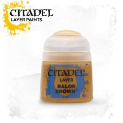 Citadel Layer Paints Balor Brown