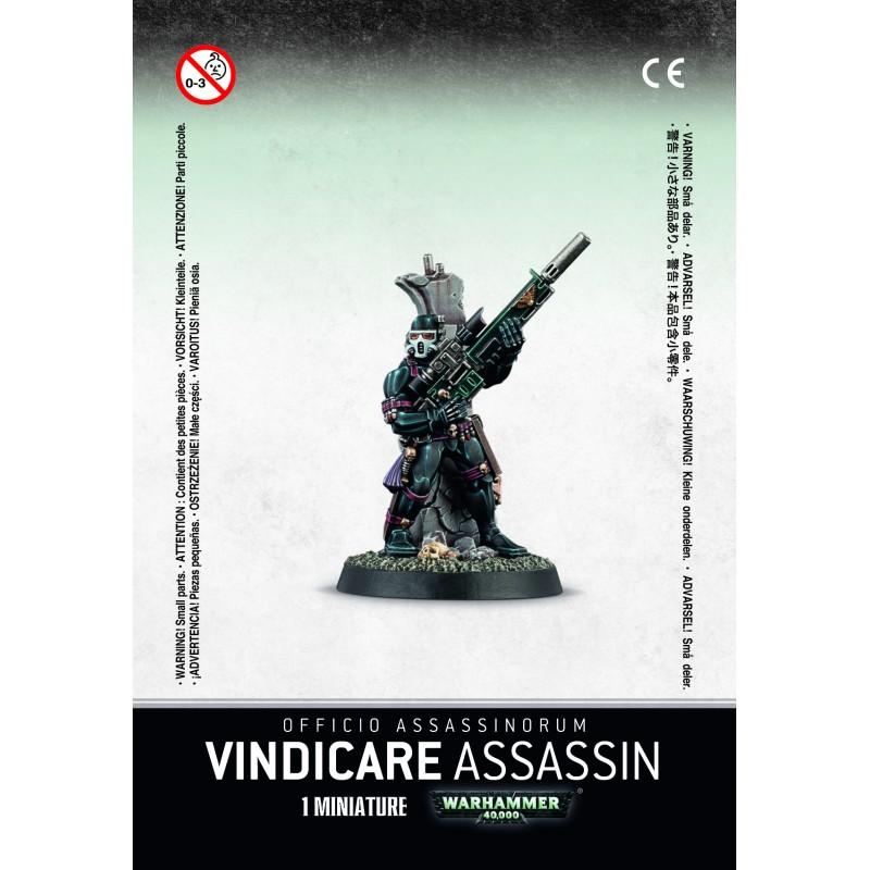 Officio Assassinorum Vindicare Assassin