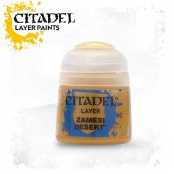 Citadel Layer Paints Zamesi Desert