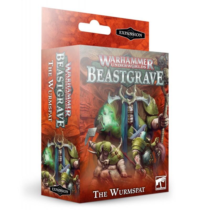 les Verructés - Warhammer Underworlds: Beastgrave
