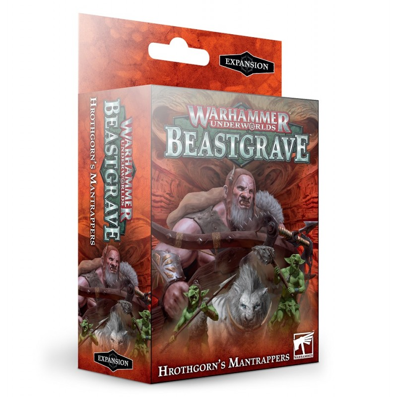 Trappeurs de Hrothgorn  - Warhammer Underworlds: Beastgrave