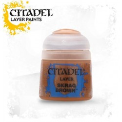Citadel Layer Paints Skrag Brown