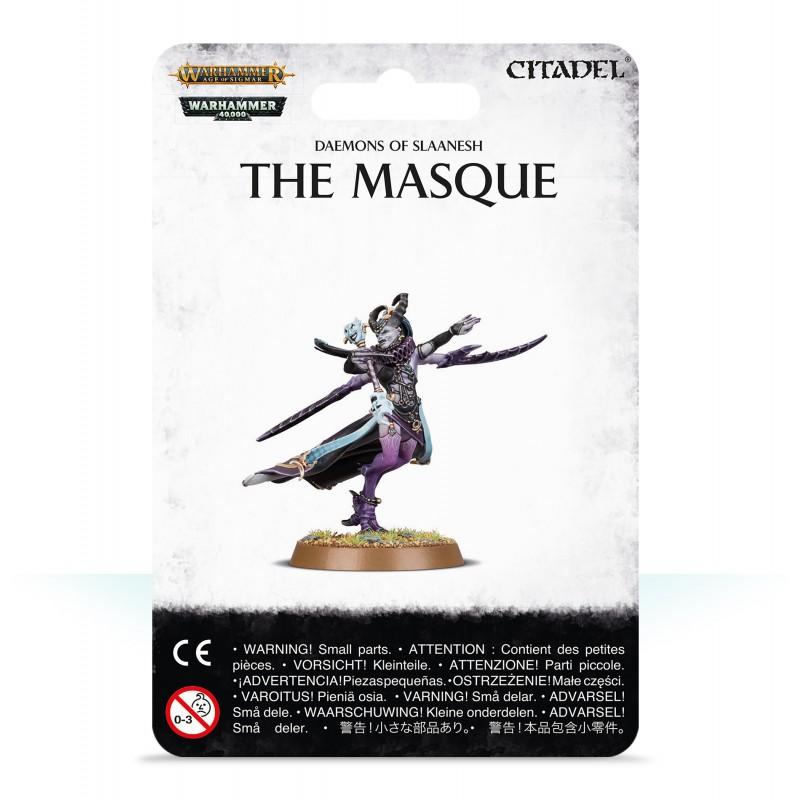 The Masque - Daemons of Slaanesh