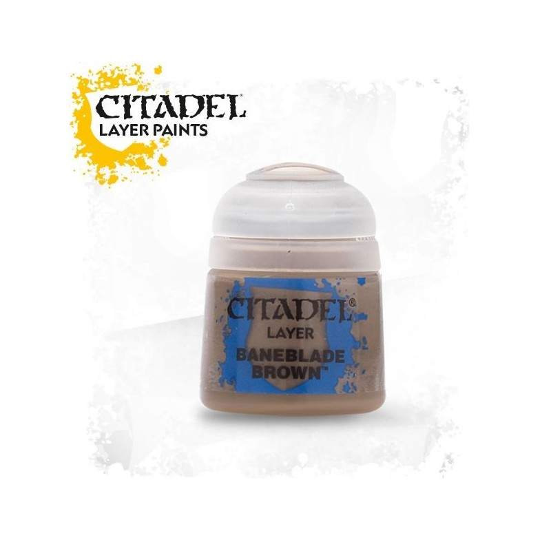 Citadel Layer Paints Baneblade Brown